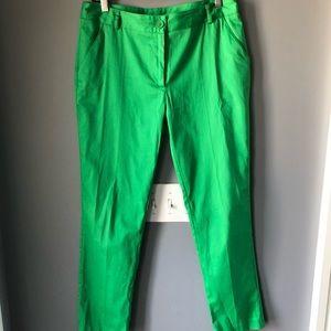 Jules & Leopoldo Green Trousers